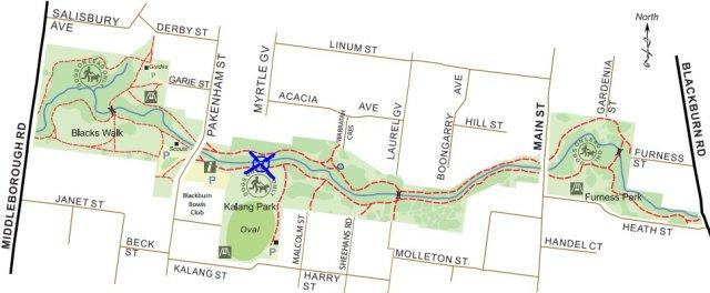 southern corridor location