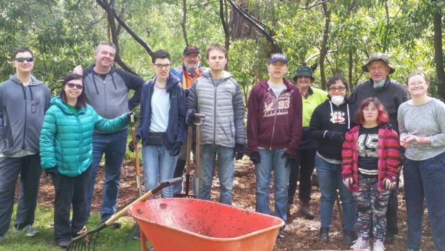 mulching-team